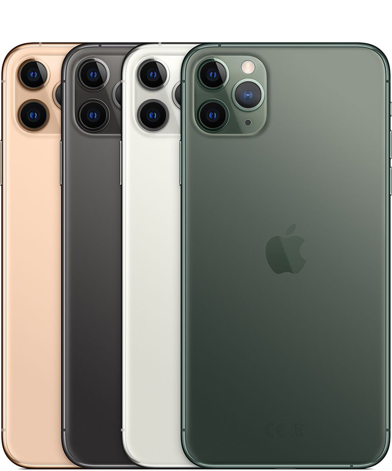 iPhone 11Pro&ProMax