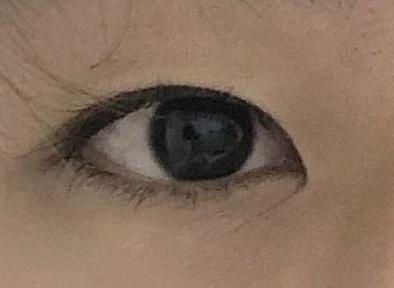 瞳に映った景色